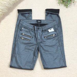 NEW Hudson Coated Skinny Jeans